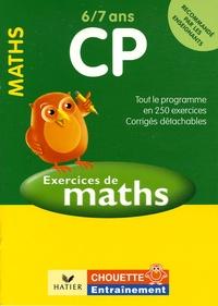Muriel Iribarne et Juliette Domingie - Mathématiques CP 6/7 ans - Exercices et corrigés.