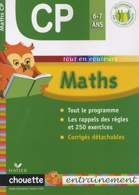 Muriel Iribarne et Juliette Domingie - Maths CP 6-7 ans.