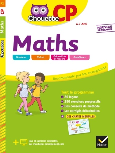 Muriel Iribarne et Juliette Domingie - Maths CP.