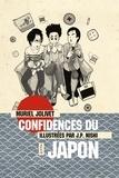 Muriel Jolivet et Jean-Paul Nishi - Confidences du Japon - La vie au Japon et ses curiosiotés.