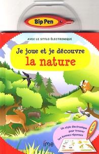 Muriel Lattay - Je joue et je découvre la nature - Avec le stylo électronique.