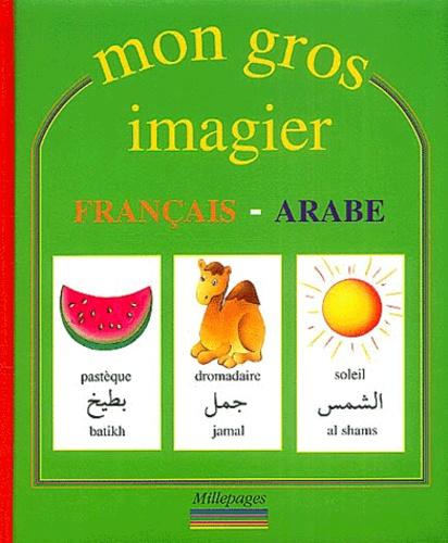Mon premier imagier français-anglais - Muriel Lattay