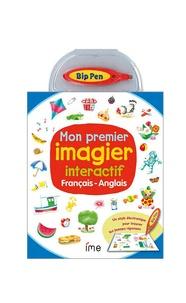 Muriel Lattay - Mon premier imagier interactif français/anglais - Avec un stylo interactif.