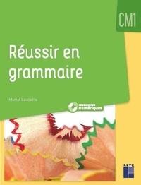 Muriel Lauzeille - Réussir en grammaire CM1.