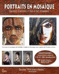 Portraits en mosaïque - Galeries dartistes et pas-à-pas techniques.pdf