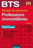 Muriel Mestre-Mahler et Emmanuel Béal dit Rainaldy - Réussir le BTS professions immobilières.