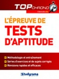 Muriel Moutarlier - Tests d'aptitude IFSI.