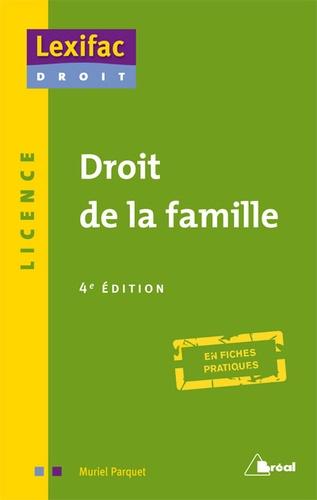 Muriel Parquet - Droit de la famille.