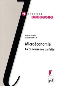 Muriel Pucci et Julie Valentin - Microéconomie - La concurrence parfaite.