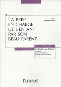 Muriel Rebourg - La prise en charge de l'enfant par son beau-parent.