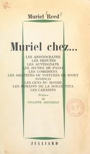 Muriel Reed et Philippe Soupault - Muriel chez....