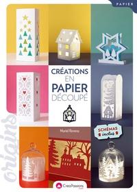 Muriel Revenu - Créations en papier découpé - Esprit de Noël. Avec patrons.