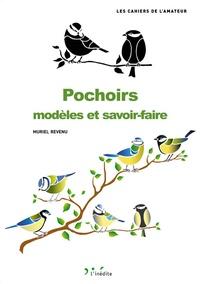 Muriel Revenu - Pochoirs : modèles et savoir-faire.