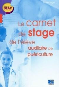 Openwetlab.it Le carnet de stage de l'auxiliaire de puériculture Image
