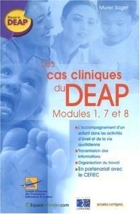 Checkpointfrance.fr Les cas cliniques du DEAP - Modules 1, 7 et 8 Image
