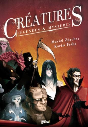 Muriel Zürcher et Karim Friha - Créatures.