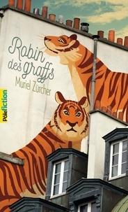 Muriel Zürcher - Robin des graffs.