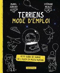Alixetmika.fr Terriens, mode d'emploi - Petit guide de suvie de l'alien en milieu humain Image