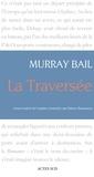 Murray Bail - La Traversée.