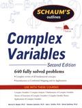 Murray R. Spiegel et Seymour Lipschutz - Complex Variables.