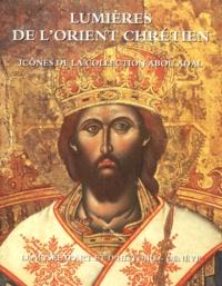 Musée Art Histoire Genève - Lumières de l'Orient chrétien - Icônes de la collection Abou Adal.