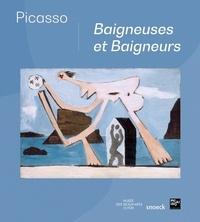 Musée des Beaux Arts de Lyon - Picasso - Les Baigneuses.