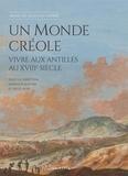 Musée du nouveau monde et Annick Notter - Un monde créole - Vivre aux Antilles au XVIIIe siècle.