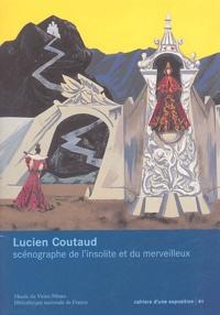 Musée du Vieux-Nîmes - Lucien Coutaud - Scénographe de l'insolite et du merveilleux.