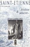 Anne-Catherine Marin - Saint-Etienne Histoire & Mémoire N° 196, octobre 1999 : Crémonèse et la Vénus de Brizet.