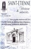 Pierre Troton - Saint-Etienne Histoire & Mémoire N° 212, décembre 200 : Fin XIXe siècle, un nouveau banc d'épreuve : un enjeu pour l'armurerie stéphanoise.