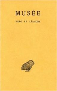 Musée - Héro et Léandre.