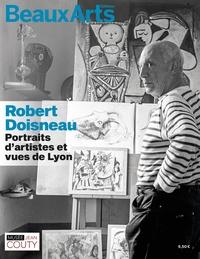 Musée Jean Couty - Robert Doisneau - Portraits d'artistes et vues de Lyon.