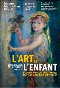 Musée Marmottan-Claude Monet - L'art et l'enfant - Chefs-d'oeuvre de la peinture française.