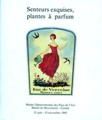 Musées des Pays de l'Ain - Senteurs exquises, plantes à parfum.