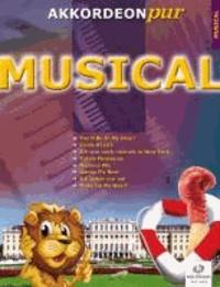 Musical - AKKORDEONpur bietet Spezialarrangements im mittleren Schwierigkeitsgrad.