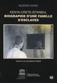 Histoiresdenlire.be Biographie d'une famille d'esclaves - Kenya-Crète-Istanbul Image