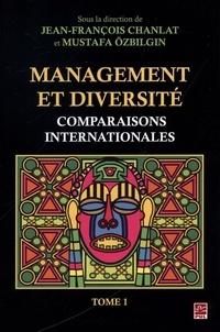 Mustafa Ozbilgin et  Jean-François Chanlat - Management et diversité, comparaisons internationales 01.