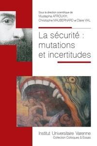 Histoiresdenlire.be La sécurité : mutations et incertitudes Image