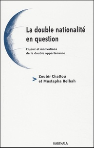 Mustapha Belbah et Zoubir Chattou - .