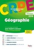Mustapha Boudjedra - Géographie - Epreuve orale d'admission CRPE.