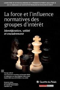 Mustapha Mekki - La force et l'influence normatives des groupes d'intérêt - Identification, utilité et encadrement.