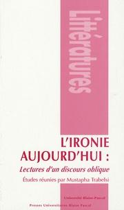 Lironie aujourdhui : lectures dun discours oblique.pdf