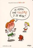 Muzo - Les petits tracas de Théo et Léa  : Je ferai une colère si je veux !.