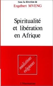 Mvenge - Spiritualite et liberation en afrique.