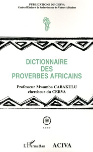 Cjtaboo.be Dictionnaire des proverbes africains Image