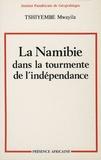 Mwayila Tshiyembe - La Namibie dans la tourmente de l'indépendance.