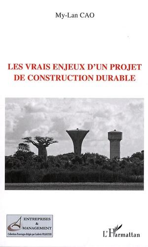 My-Lan Cao - Les vrais enjeux d'un projet de construction durable.