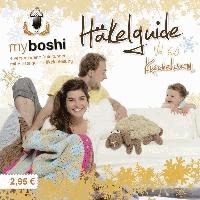 myboshi Häkelguide Vol. 6.0 - Kuschelwarm 4 Häkelideen für die kalte Jahreszeit.