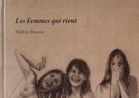 Mylène Besson - Les femmes qui rient.