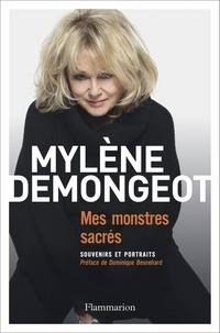 Mylène Demongeot - Mes monstres sacrés.